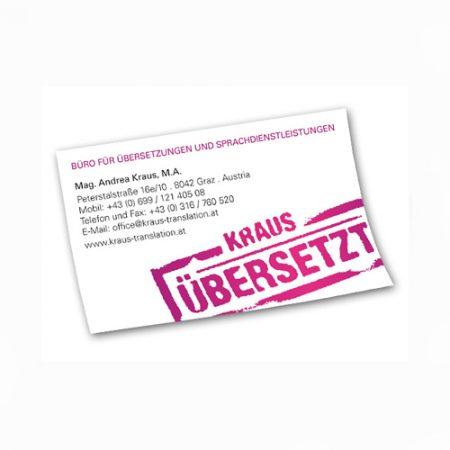 Kraus<span>Schauen Sie sich ihre Webseite an!</span>