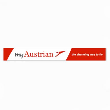 Austrian Airlines <span>Check out their page!</span>